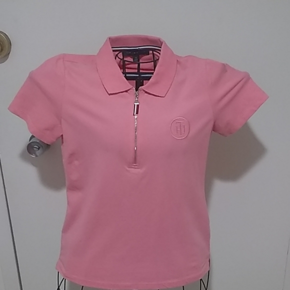 Tommy Hilfiger Other - Tommy Hilfiger Pullover Medium Polo Shirt